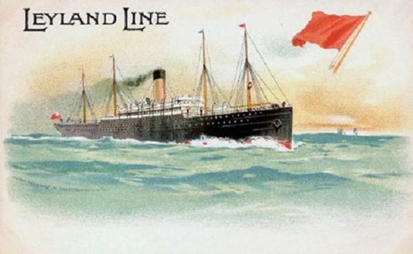 Nave Almerian, della Leyland Lines