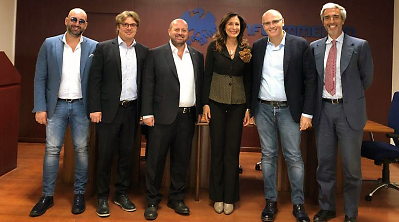 direttivo ConfMegra Confcommercio Palermo