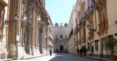 Trapani, Palazzo Cavarretta