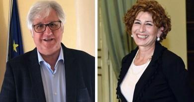 Michele Cappadona e Mariella Ippolito