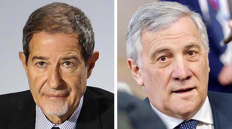 Musumeci e Tajani