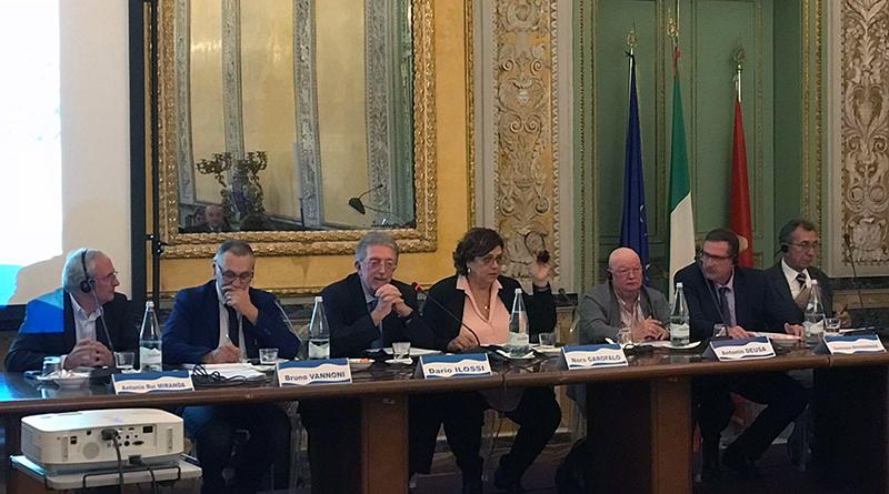 Conferenza internazionale Ascoomed a Palermo