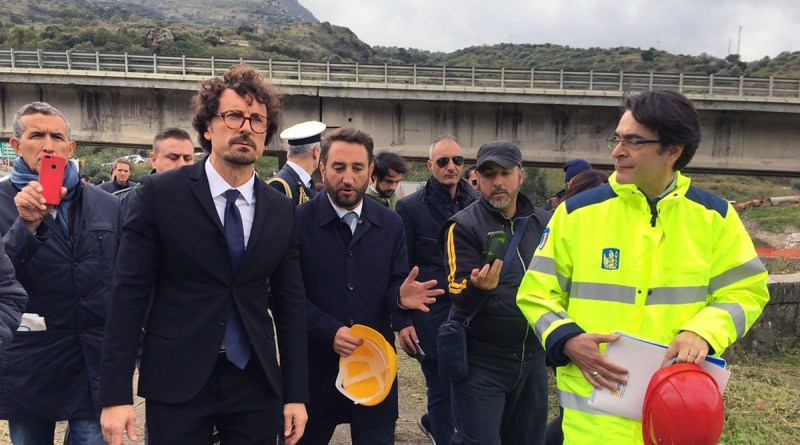Danilo Toninellei e Giancarlo Cancelleri