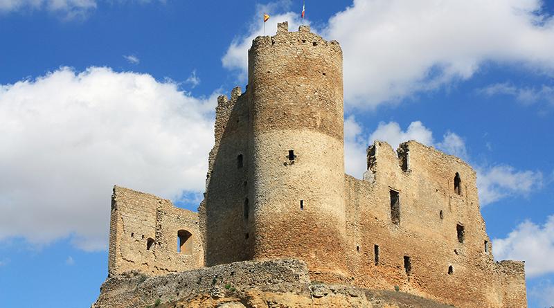 Castello di Mazzarino, in provincia di Caltanissetta