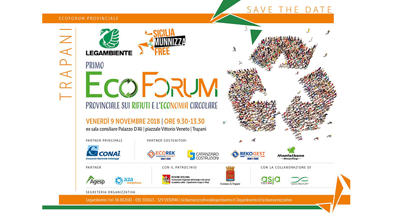 Ecoforum Legambiente Trapani