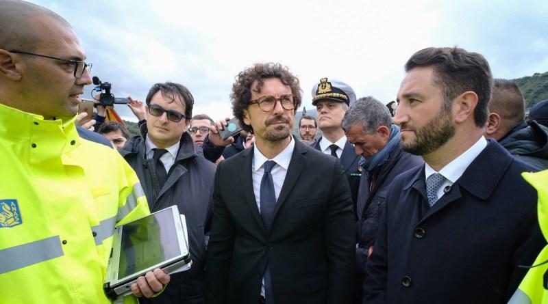 toninelli cancelleri infrastrutture cantieri strade sicilia