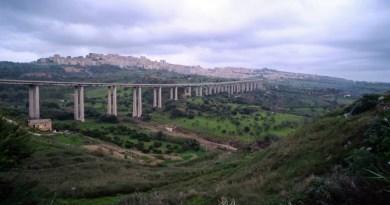 infrastrutture cantieri strade viadotto ponti sicilia