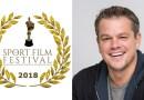 Cinema, al via la 49esima dello Sportfilmfestival a Palermo, tra i protagonisti dei film in concorso anche l'attore Matt Damon