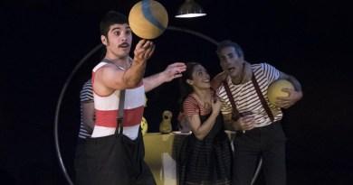 e paff, circo teatro tenda a Danisinni