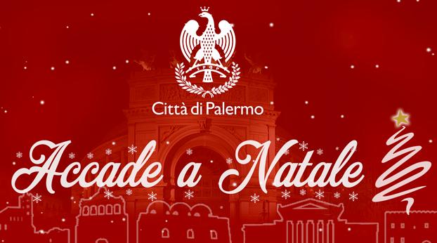 Wventi feste natale comune di Palermo