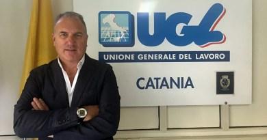 Giovanni Musumeci, Ugl Catania