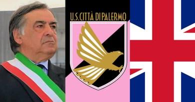 Leoluca Orlando e Palermo Calcio