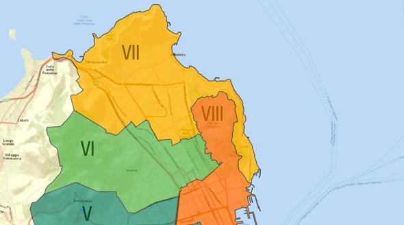 Settima Circoscrizione di Palermo