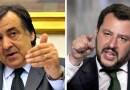 Orlando sventola vessillo antirazzista e con altri sindaci sfida Salvini, nell'Italia senza leader di opposizione