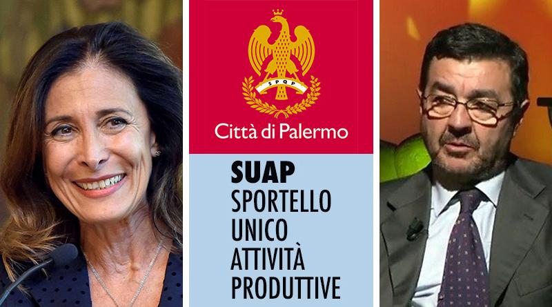 Patrizia Di Dio, Suap, Sergio Marino