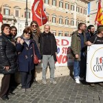 """""""Il Sud conta"""", manifestazione a Montecitorio contro il regionalismo differenziato"""