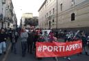 Catania. Manifestazione antirazzista e di solidarietà alla Sea Watch