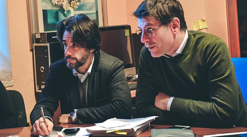 Giampiero Trizzino e Ignazio Corrao