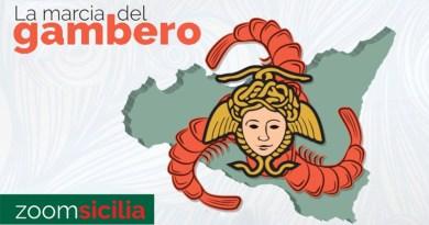 La marcia del gambero, Zoom Sicilia
