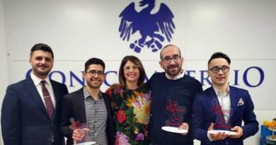 International bartender: Filippo Chiaramonte vince il concorso Confcommercio-Fipe e Hospitalian