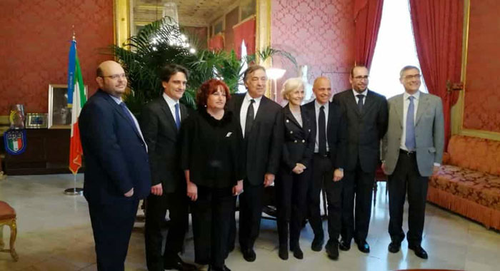 Rimpasto Giunta Orlando Comune di Palermo