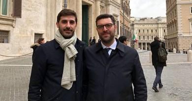 Alessio Villarosa e Antonio De Luca