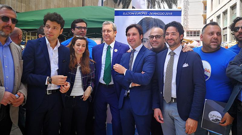 Fabrizio Ferrandelli europee 2019