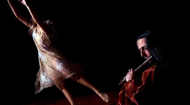 Il mio corpo fiorisce da ogni vena, danza e musica. Mara Rubino e Benedetto Basile