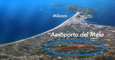 Aeroporto del Mela, vicino Milazzo