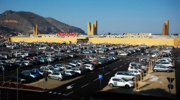 Centro commerciale Conca d'Oro