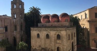 Martorana e San Cataldo, piazza Bellini, Palermo