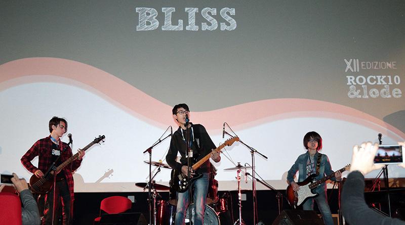 Il gruppo di musica rock grunge palermitano Bliss