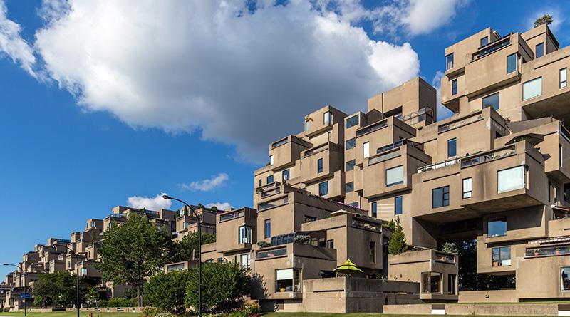 Moshe Safdie, Complesso Habitat 67