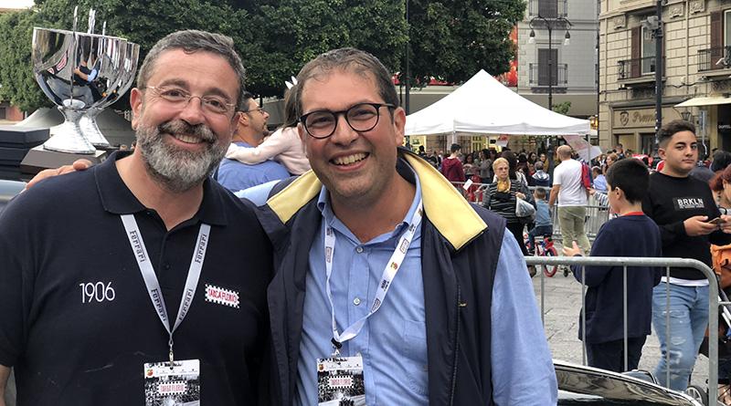 Giovanni Moceri vince Mille Miglia regolarità