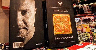 Palermo Genesi, libro di Gabriele Mastropaolo