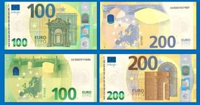 Nuove banconote euro vegan-friendly