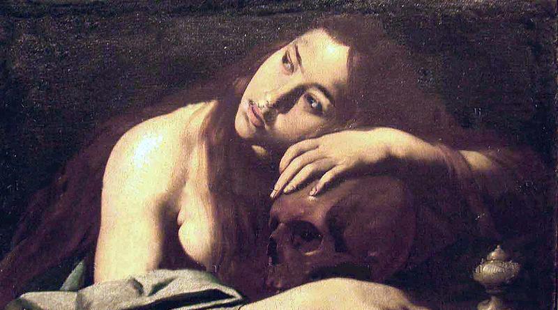 Maddalena penitente, Museo di Messina