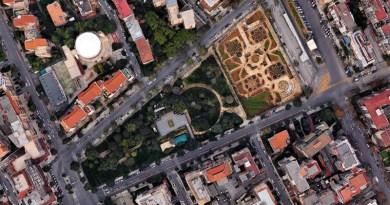 Villa Costa, Verde Terrasi, Palermo