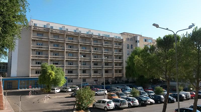 """Ospedale """"Vincenzo Cervello"""" di Palermo"""