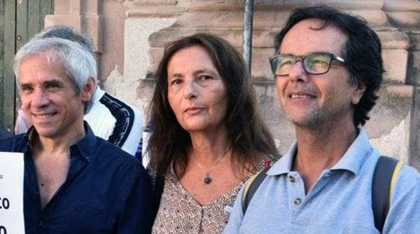 Aldo Penna, Alice Grassi, Davide Grassi