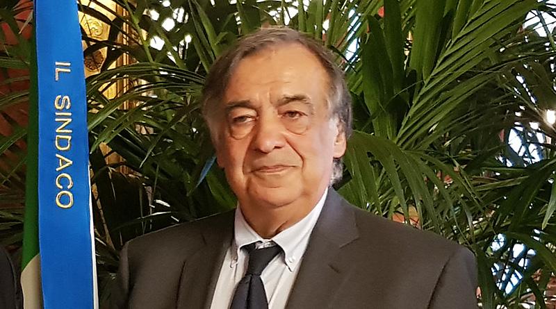 Leoluca Orlando, sindaco metropolitano di Palermo