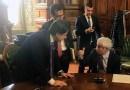 """Aldo Penna: """"Proficuo incontro Intergruppo parlamentare sulle disabilità con il Presidente del Consiglio, Giuseppe Conte"""""""