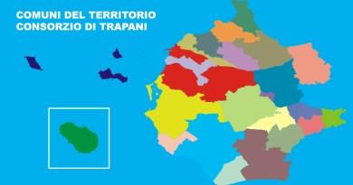 Comuni della provincia di Trapani