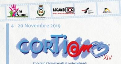 Cortiamo 2019 ad Alcamo: le novità della XIV edizione del Festival Internazionale per cortometraggi