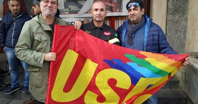 Catania. USB Vigili del fuoco: sciopero provinciale