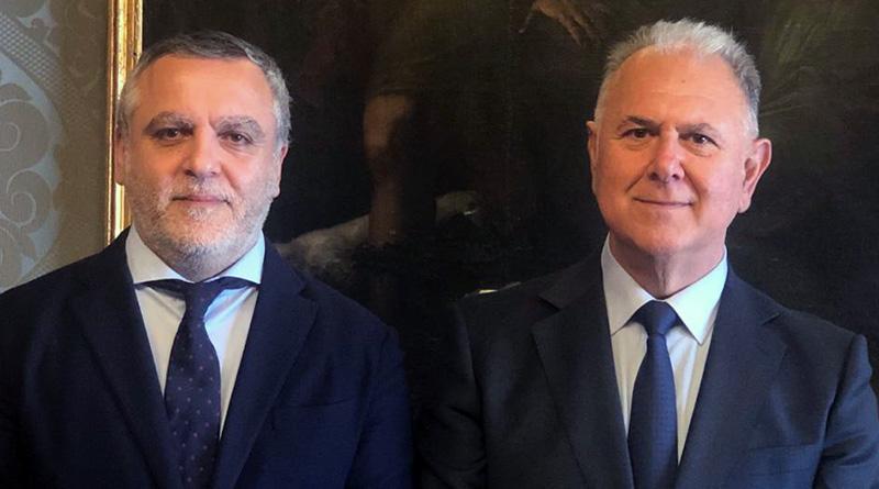 Andrea Peria e Alessandro Chiarelli