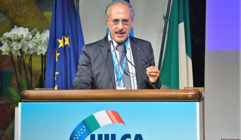 Giuseppe Gargano Segretario Generale Uilca Sicilia