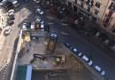 """Scavi a Piazzale Ungheria, Ferrandelli (+E): """"Sospensione dei lavori! Prima vittoria"""""""