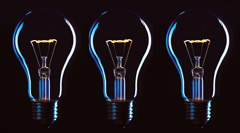 Energy energia lampadine