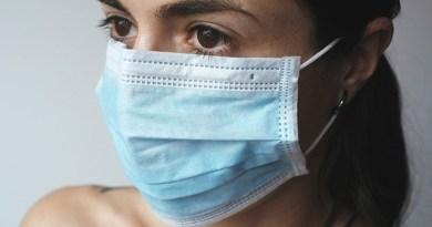 maschera protezione da infezione